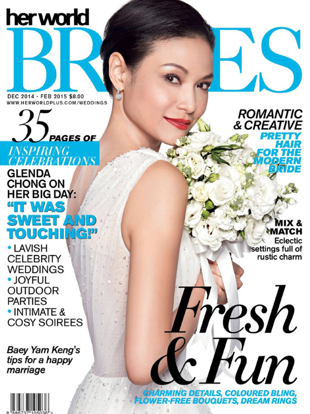NDS Her World Brides Dec 2014 - Feb 2015